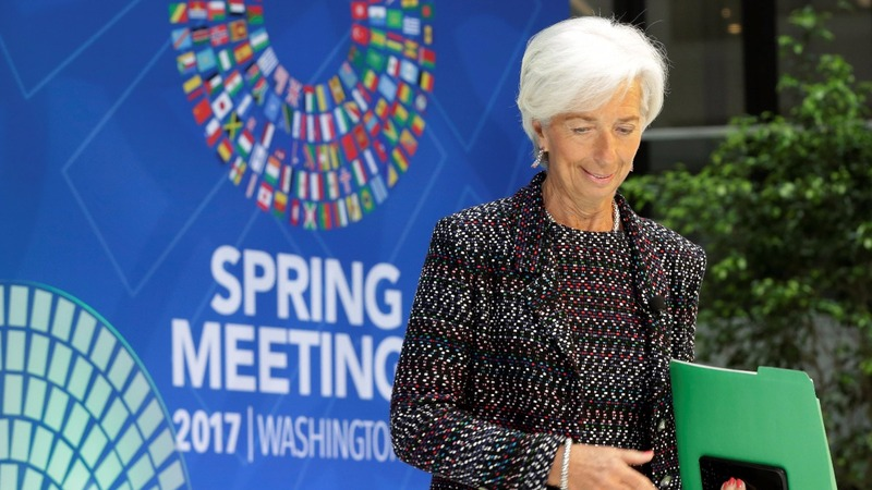 Worries over Trump linger as  IMF meetings kick off