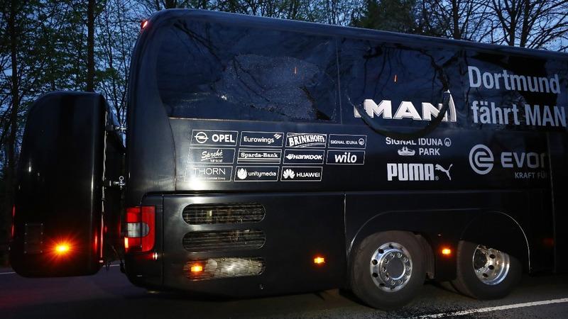 Dortmund attacker 'planned stock scam'