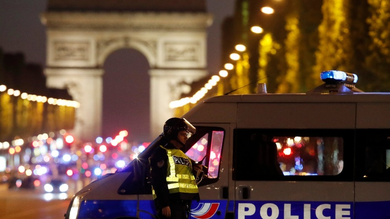 Paris gunman's criminal past in focus