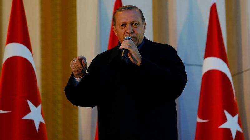 Turkish opposition appeals referendum result