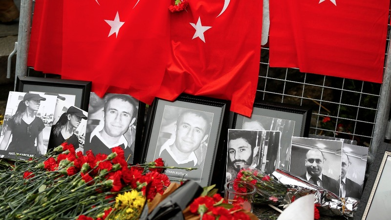 U.S. forces kill ISIS militant involved in Turkey attack