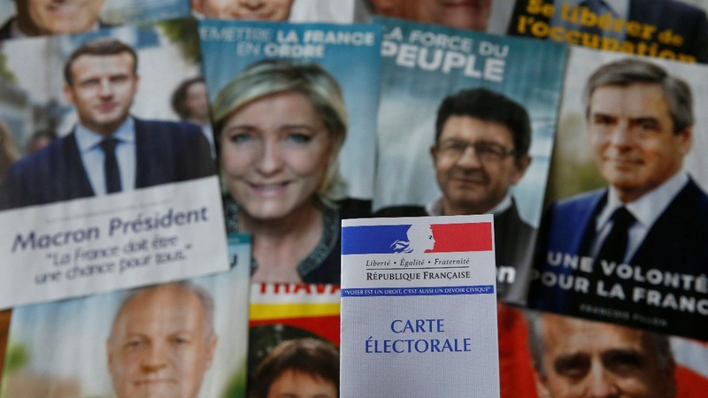 France to head to polls to elect new president