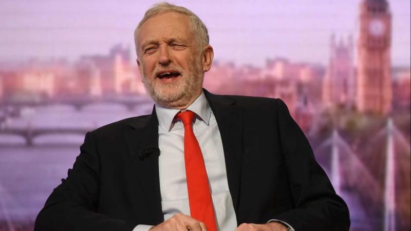 VERBATIM: Corbyn talks Syria air strikes