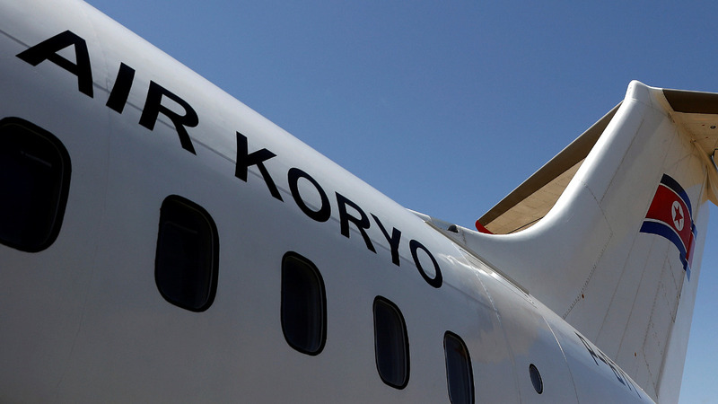 North Korea's Air Koryo branches out to beat sanctions