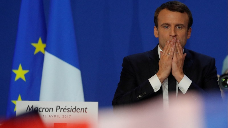 Challenges ahead for France's Macron