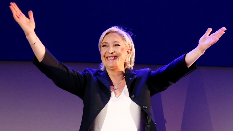 French vote may show populists stalling