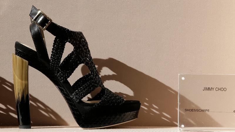Sexy shoe sale: Jimmy Choo seeks a buyer