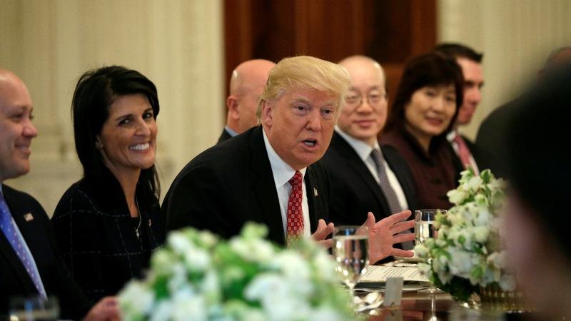 Senate to hear White House North Korea briefing
