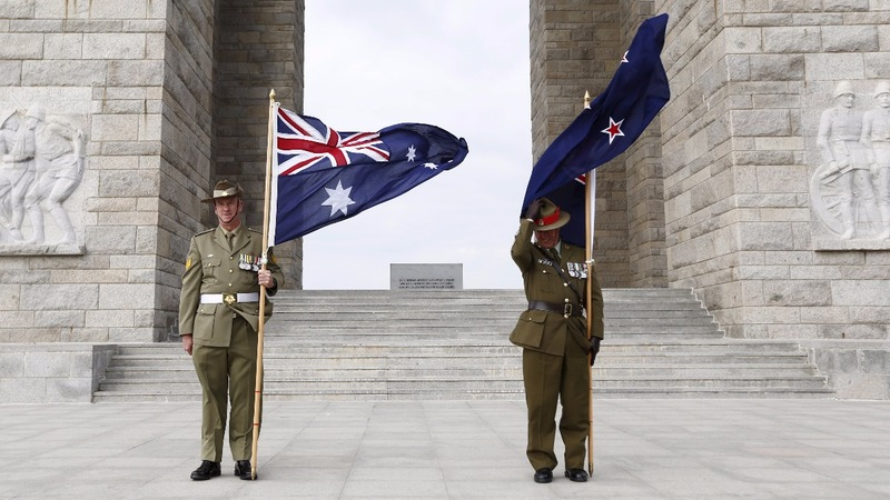 IINSIGHT: 102nd anniversary of Gallipoli landing