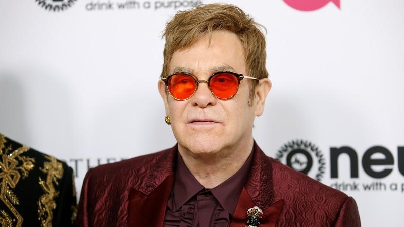 Elton John battles 'potentially deadly' bug