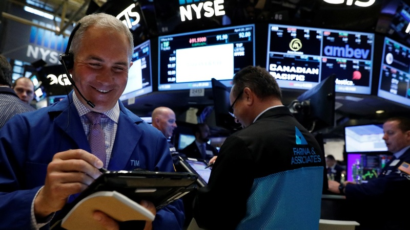 World stocks jump as earnings come in strong