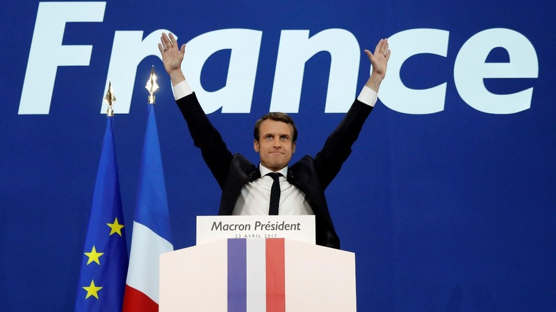 French election is a big win for pollsters