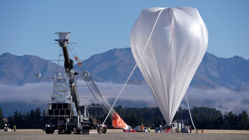 INSIGHT: NASA's Super Pressure Balloon lifts off