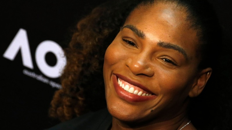 Serena shared pregnant selfie 'accidentally'