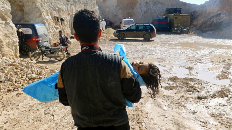 France says Assad forces carried out sarin attack