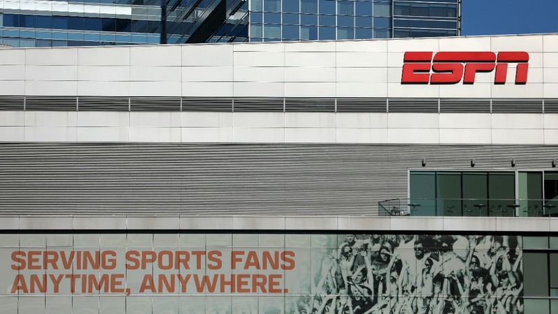 ESPN lays off 100 on-air personalities
