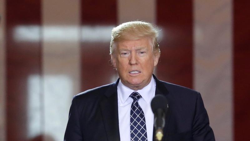 Trump won't quit NAFTA, yet