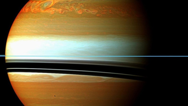 Cassini's 'grand finale' a treat for Saturn scientists
