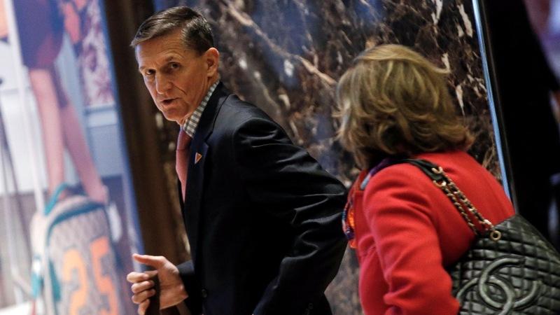 Pentagon probes Trump's ex-adviser Flynn