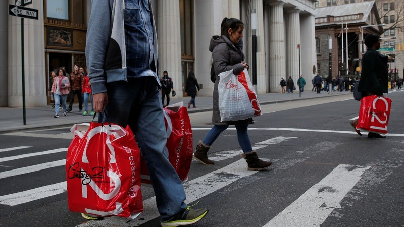 Lower consumer spending leads to weak U.S. growth