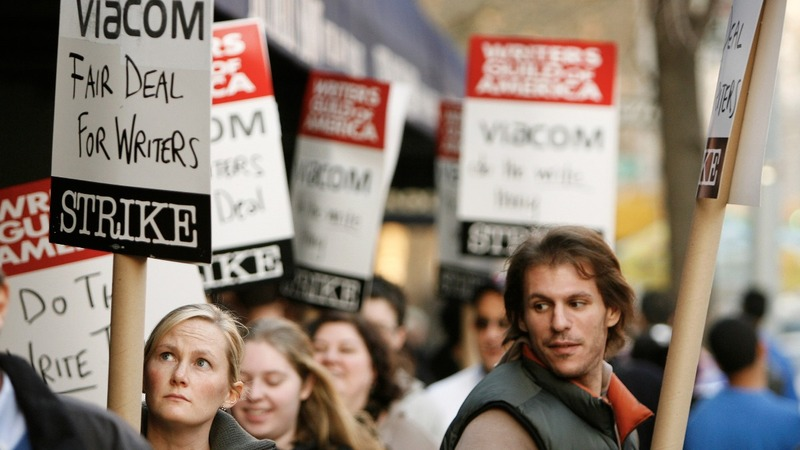 Drama builds as TV, film writers plan potential strike