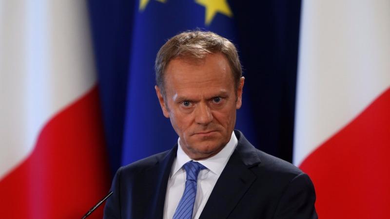 VERBATIM: Tusk talks Brexit