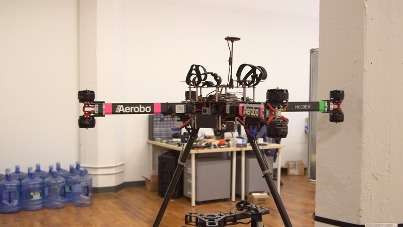 Generation Maker: These Brooklyn drones go Hollywood