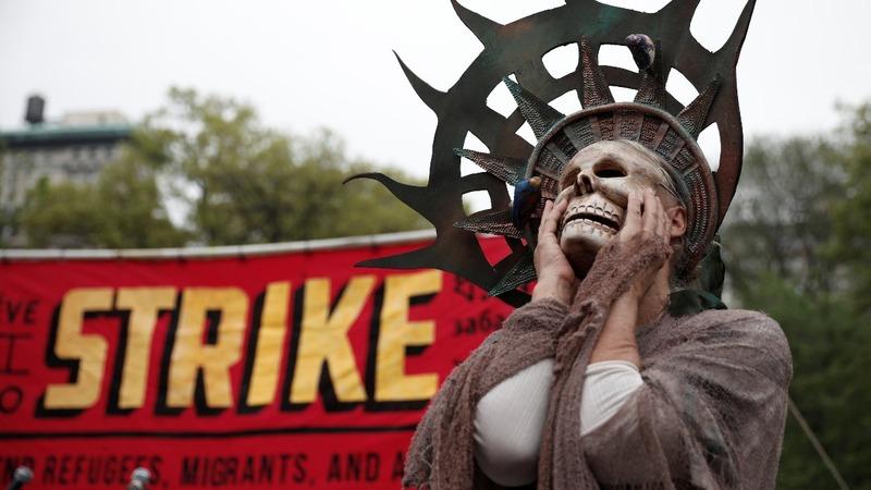 INSIGHT: May Day rallies around the world
