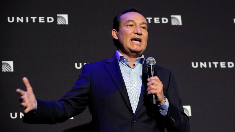 United CEO testifies before House committee