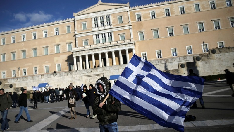 Greeks angry after leaders cut bailout