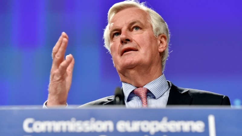UK must agree exit bill before talks - EU