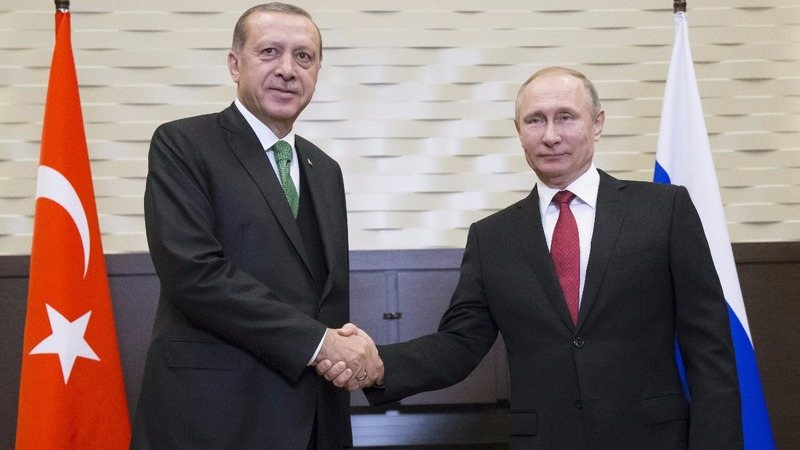 Putin says Russia-Turkey ties back to normal