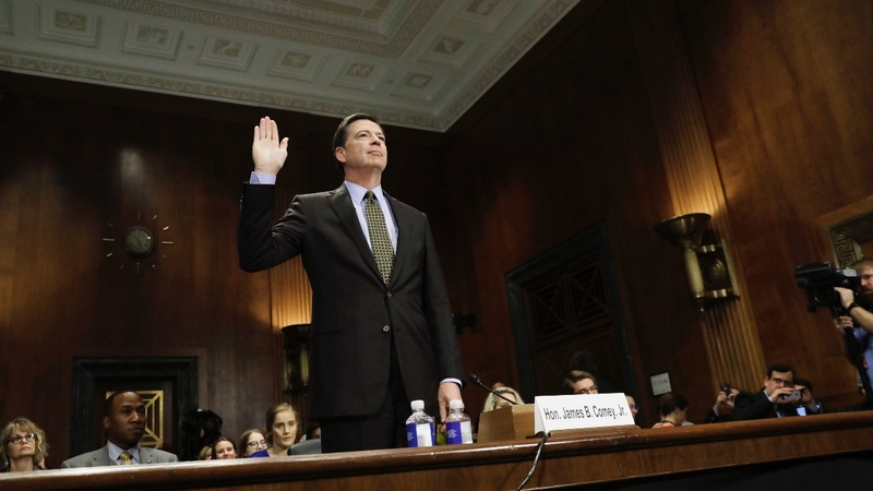 Comey: 'Mildly nauseous' over FBI impact on the election
