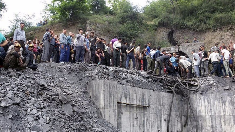 Iran coal mine blast kills 21 - reports