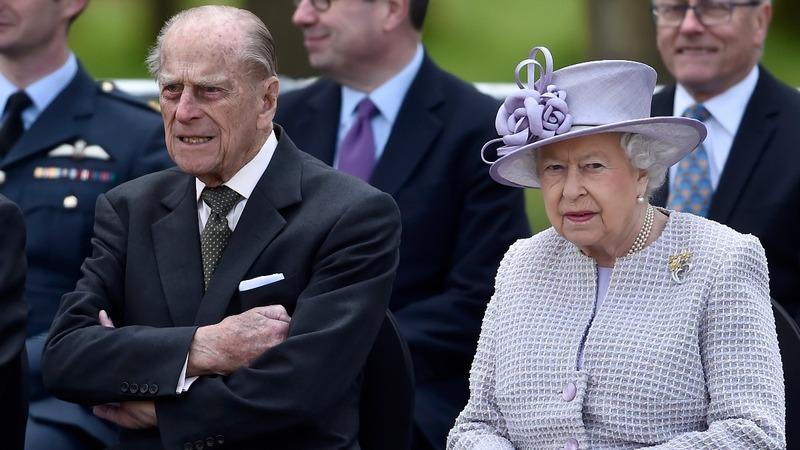 INSIGHT: Prince Philip jokes over retirement