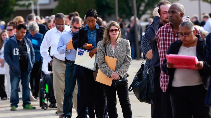 U.S. hiring roars back in April