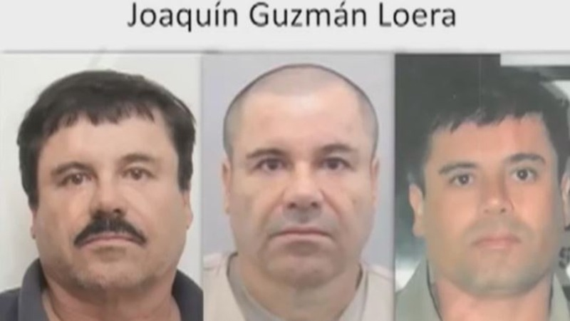 'El Chapo' gets April 2018 trial date in U.S.