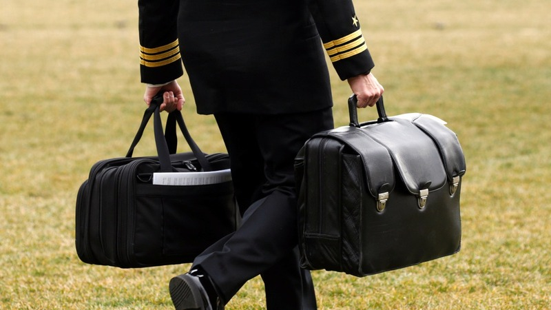 Wanted: Apt. w/view for Trump's 'nuclear football'