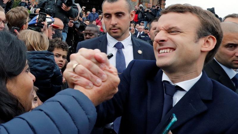 Macron's mammoth task: reuniting France