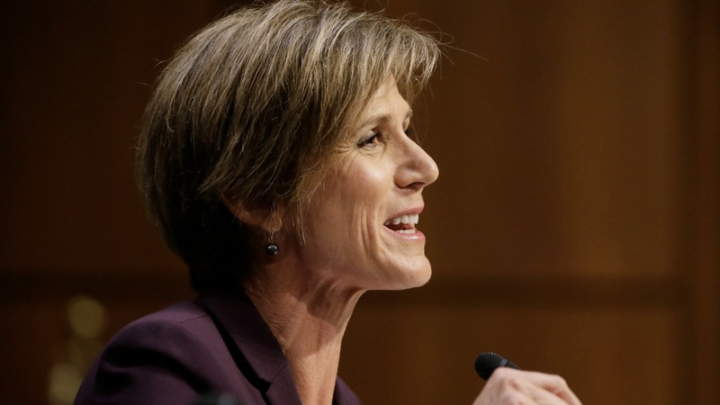 VERBATIM: Yates testifies on what she told WH about Flynn