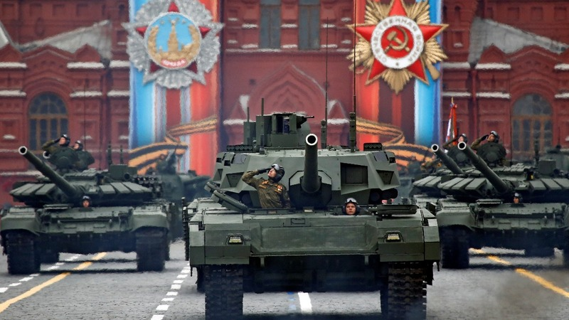 INSIGHT: Russia's annual military parade