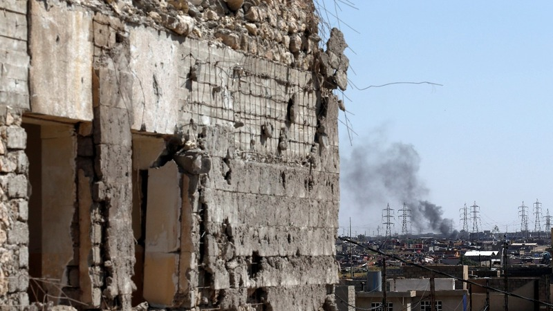 INSIGHT: Clashes on new Mosul frontline