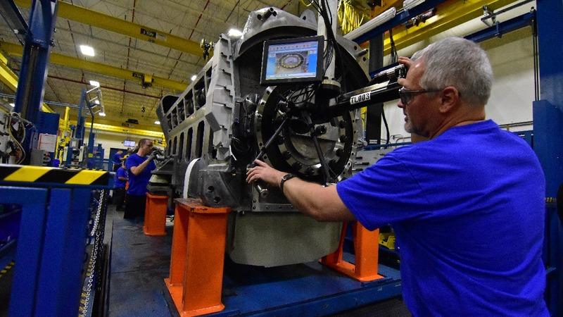 GE betting big on digital factories