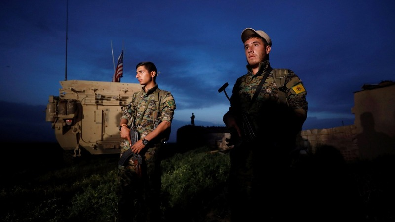 Trump approves arming Kurds fighting Islamic State