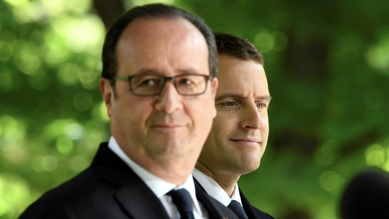 Colonial past poses tough question for Macron