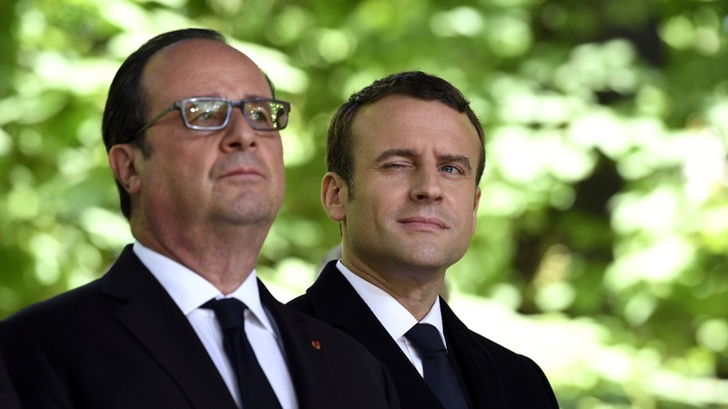 INSIGHT: Carry message of freedom - Hollande