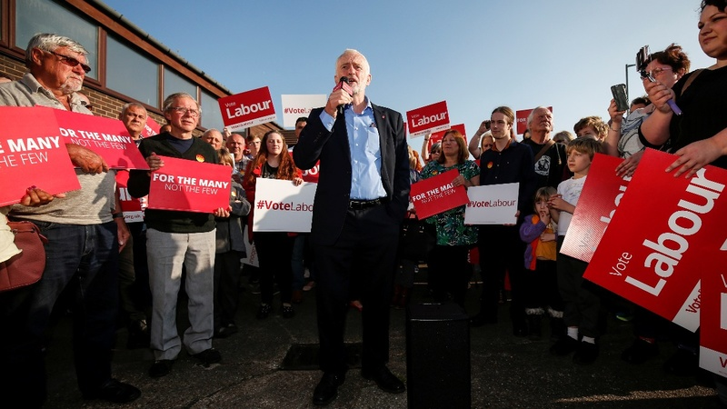 Nationalisation, NATO: Labour manifesto leaked