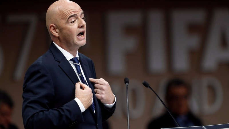 FIFA a victim of 'fake news', says chief