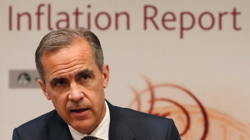 BoE: rates may need to rise before late 2019