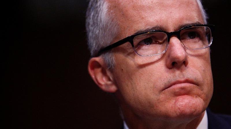 Acting FBI director contradicts Trump on FBI 'turmoil'